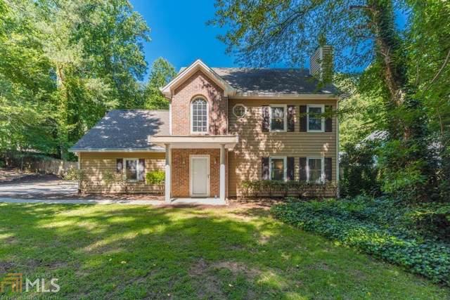 1480 Greenwood Ct, Canton, GA 30115 (MLS #8999897) :: Amy & Company | Southside Realtors