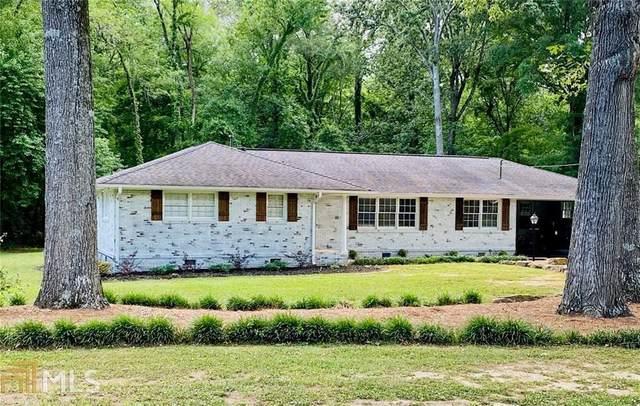 105 Alton Dr, Calhoun, GA 30701 (MLS #8999919) :: Scott Fine Homes at Keller Williams First Atlanta