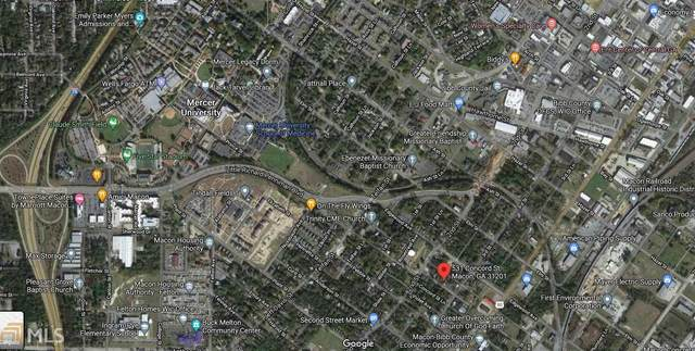 531 Concord, Macon, GA 31201 (MLS #8999974) :: Team Cozart