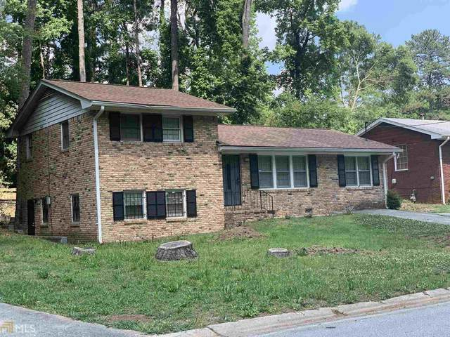 5918 Pine Creek Rd, Forest Park, GA 30297 (MLS #9000086) :: RE/MAX Eagle Creek Realty