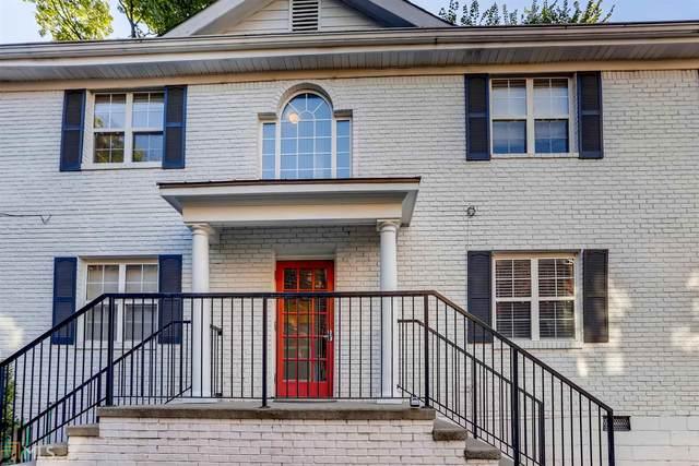 830 Greenwood Avenue #5, Atlanta, GA 30306 (MLS #9000106) :: Tim Stout and Associates