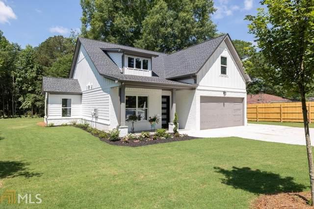 162 Circle Drive, Dacula, GA 30019 (MLS #9000118) :: Tim Stout and Associates