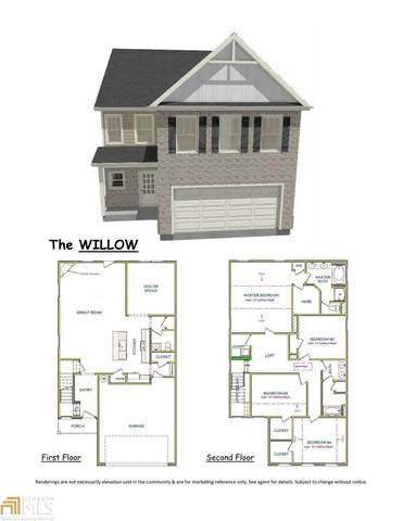 2010 Church Street 10B, Hampton, GA 30228 (MLS #9000170) :: Tim Stout and Associates