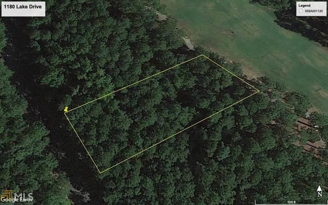 1180 Lake Drive #224, Greensboro, GA 30642 (MLS #9000282) :: Grow Local