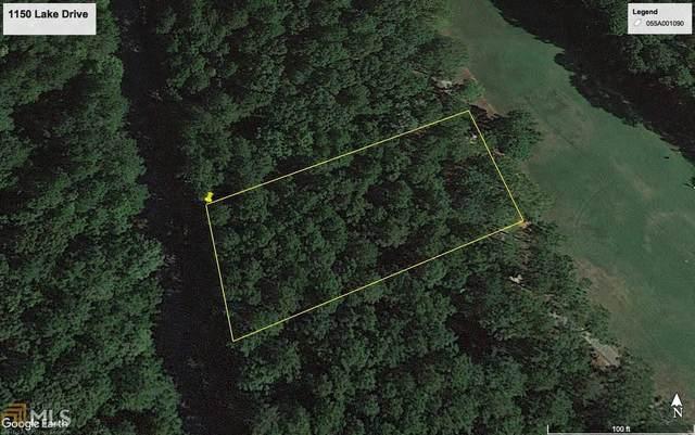 1150 Lake Drive #221, Greensboro, GA 30642 (MLS #9000285) :: Grow Local