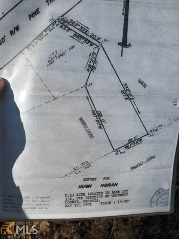 0 Pinetree Dr, Buford, GA 30518 (MLS #9000304) :: Grow Local