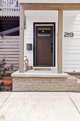 219 Crumley St, Atlanta, GA 30312 (MLS #9000331) :: Perri Mitchell Realty