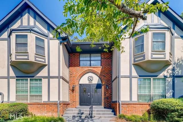6851 Roswell Rd N-17, Sandy Springs, GA 30328 (MLS #9000368) :: Bonds Realty Group Keller Williams Realty - Atlanta Partners