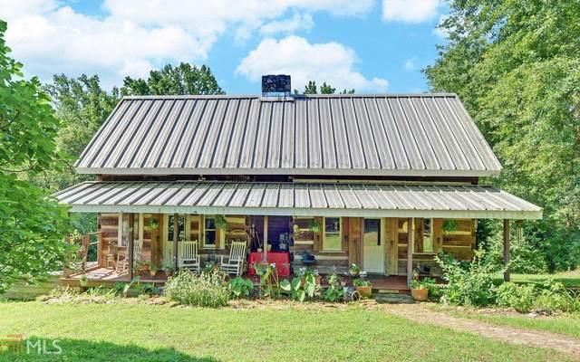 1840 New Franklin Church Rd, Canon, GA 30520 (MLS #9000372) :: The Durham Team