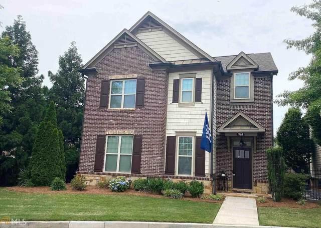 1709 Whitfield Parc Cir, Smyrna, GA 30080 (MLS #9000548) :: Bonds Realty Group Keller Williams Realty - Atlanta Partners