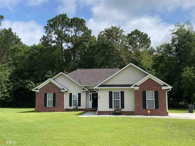 108 Greentree Ct, Statesboro, GA 30458 (MLS #9000604) :: The Ursula Group