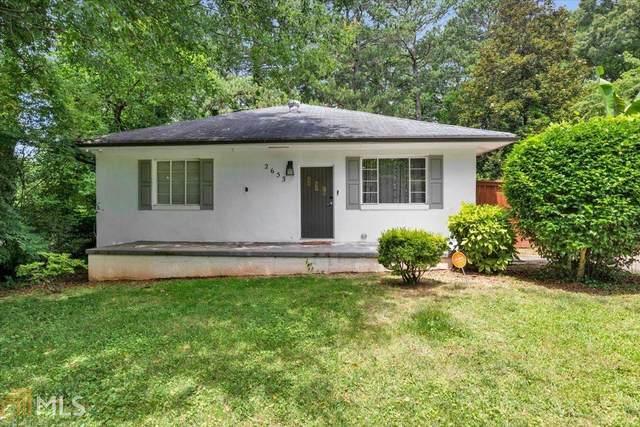 2653 Randall, East Point, GA 30344 (MLS #9000716) :: Athens Georgia Homes