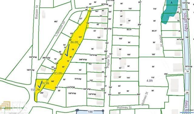 228 Boozer St, Hogansville, GA 30230 (MLS #9000750) :: Rettro Group