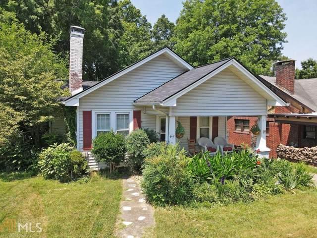 449 Prior St, Gainesville, GA 30501 (MLS #9000859) :: Athens Georgia Homes