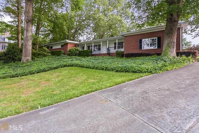 1638 Timberland, Atlanta, GA 30345 (MLS #9000928) :: Crown Realty Group