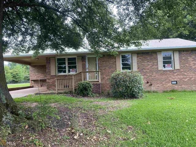 106 Barnesville Rd, Griffin, GA 30224 (MLS #9001040) :: Scott Fine Homes at Keller Williams First Atlanta