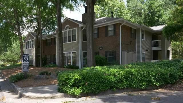 401 Barrington Hills Dr, Atlanta, GA 30350 (MLS #9001166) :: The Ursula Group