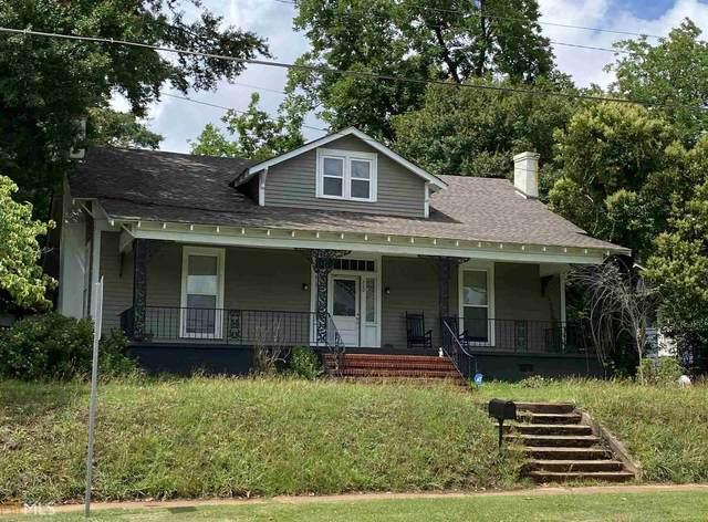 220 Forsyth St, Barnesville, GA 30204 (MLS #9001305) :: Scott Fine Homes at Keller Williams First Atlanta