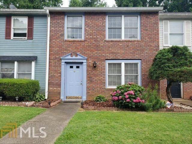 3732 Meadow Rue Lane, Peachtree Corners, GA 30092 (MLS #9001337) :: Houska Realty Group