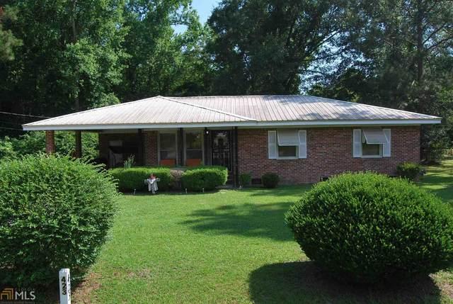 423 William Rountree St, Swainsboro, GA 30401 (MLS #9001431) :: Scott Fine Homes at Keller Williams First Atlanta