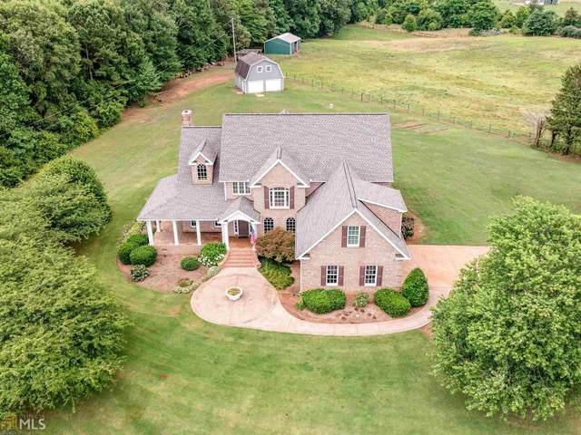 244 Pomona Rd, Griffin, GA 30223 (MLS #9001562) :: Scott Fine Homes at Keller Williams First Atlanta
