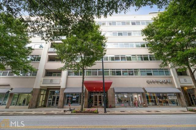 805 Peachtree Street #212, Atlanta, GA 30308 (MLS #9001631) :: Houska Realty Group