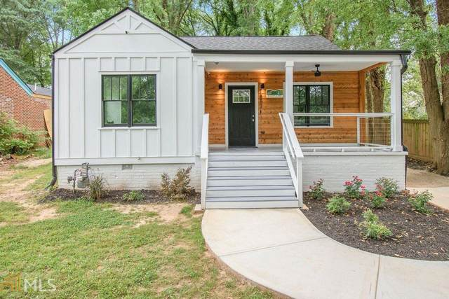 1507 Mims St, Atlanta, GA 30314 (MLS #9001679) :: Athens Georgia Homes