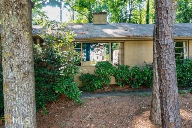 3619 Old Ivy Ln, Atlanta, GA 30342 (MLS #9001759) :: Scott Fine Homes at Keller Williams First Atlanta