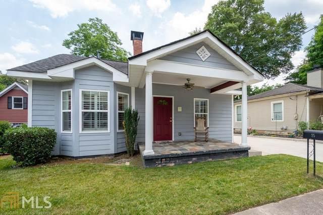 95 NW Holland Street Nw, Marietta, GA 30064 (MLS #9001844) :: Grow Local