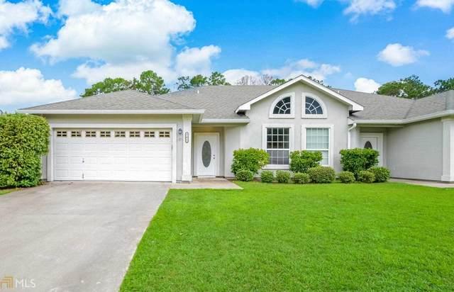 105 Magnolia Ct, Kingsland, GA 31548 (MLS #9001963) :: Athens Georgia Homes
