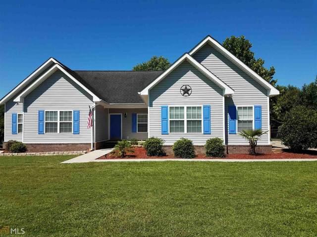 128 Summer Wind Pl, Brooklet, GA 30415 (MLS #9001989) :: The Ursula Group