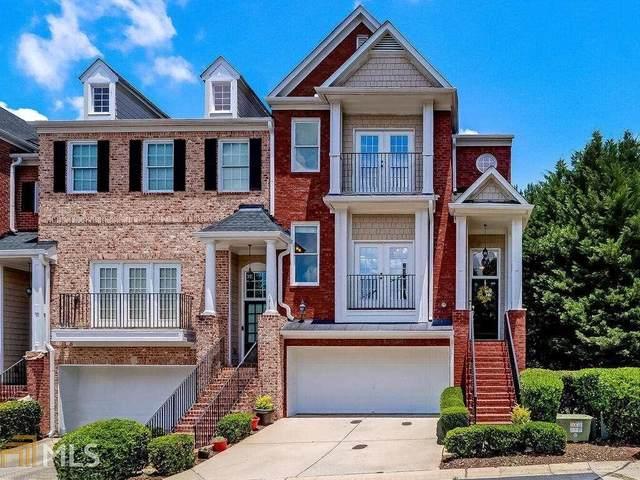 1217 Comet View Trl #1, Smyrna, GA 30082 (MLS #9002046) :: Scott Fine Homes at Keller Williams First Atlanta