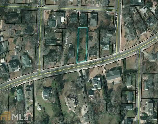 125 Lagrange Street, Newnan, GA 30263 (MLS #9002070) :: Maximum One Partners