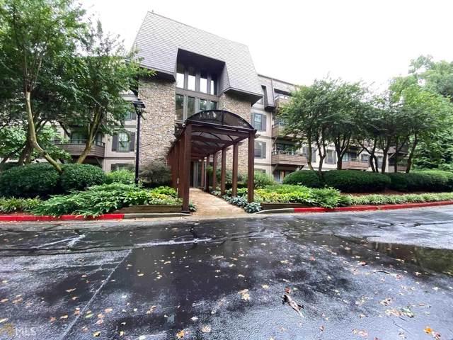 1418 Highland Bluff Dr #418, Atlanta, GA 30339 (MLS #9002269) :: Maximum One Partners