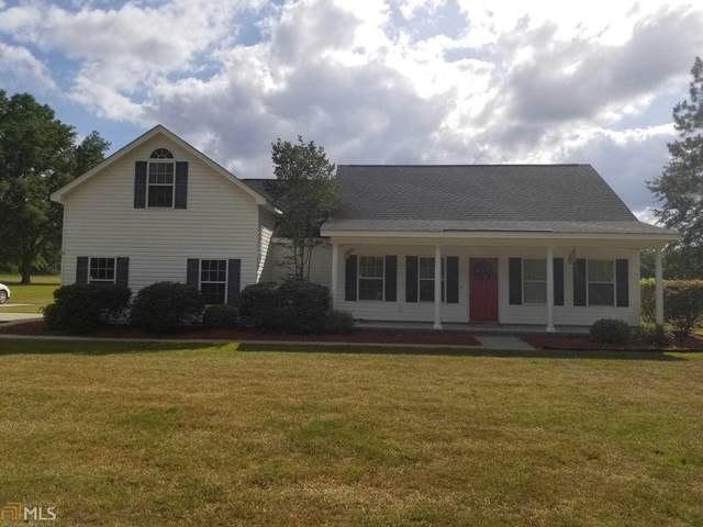 1190 Pless Clifton Rd, Brooklet, GA 30415 (MLS #9002278) :: The Ursula Group