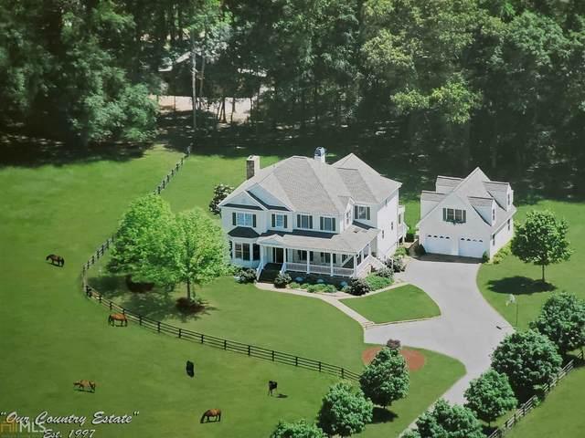 449 P J Roberts Rd, Jefferson, GA 30549 (MLS #9002342) :: Scott Fine Homes at Keller Williams First Atlanta