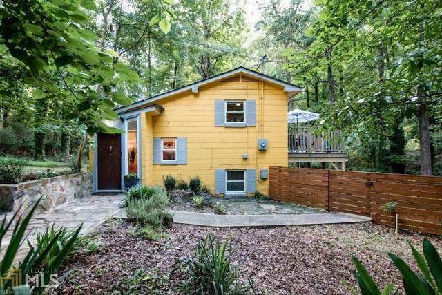 290 Midway Rd, Athens, GA 30605 (MLS #9002442) :: The Ursula Group