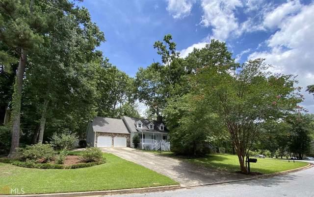 1851 Oak Village Ln, Lawrenceville, GA 30043 (MLS #9002473) :: Tim Stout and Associates