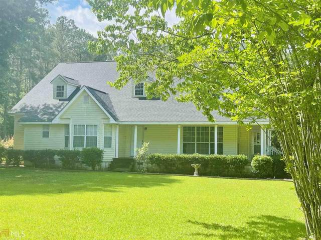 163 Foxworth Dr., Americus, GA 31709 (MLS #9002500) :: Scott Fine Homes at Keller Williams First Atlanta