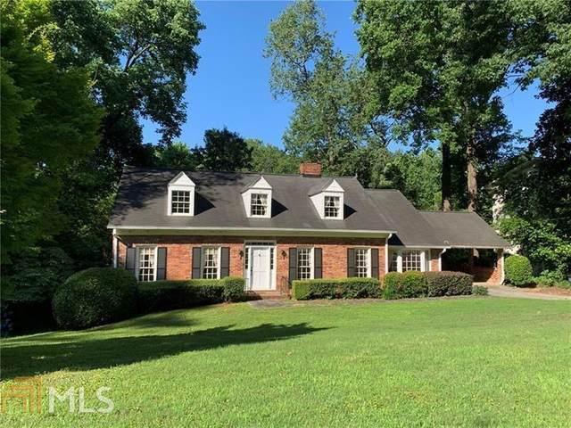 3900 Whittington Dr, Atlanta, GA 30342 (MLS #9002559) :: Tim Stout and Associates
