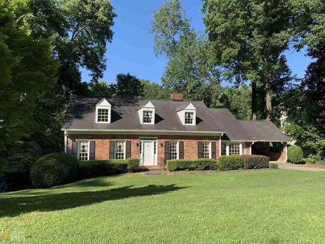 3900 Whittington Dr, Atlanta, GA 30342 (MLS #9002584) :: Scott Fine Homes at Keller Williams First Atlanta