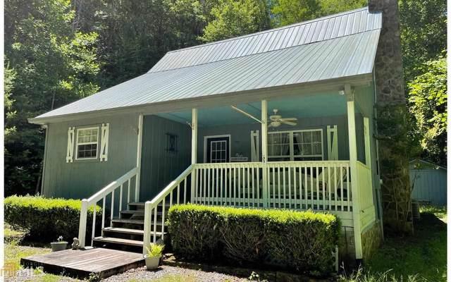 186 Seminole Ridge Road, Hiawassee, GA 30546 (MLS #9002592) :: The Durham Team