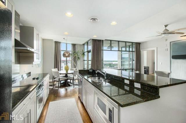 250 Park Avenue West #803, Atlanta, GA 30313 (MLS #9002690) :: Scott Fine Homes at Keller Williams First Atlanta
