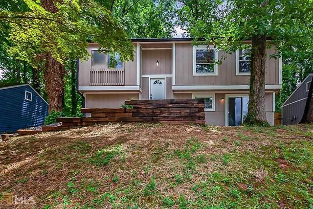 5109 Martins Crossing, Stone Mountain, GA 30088 (MLS #9002708) :: Scott Fine Homes at Keller Williams First Atlanta