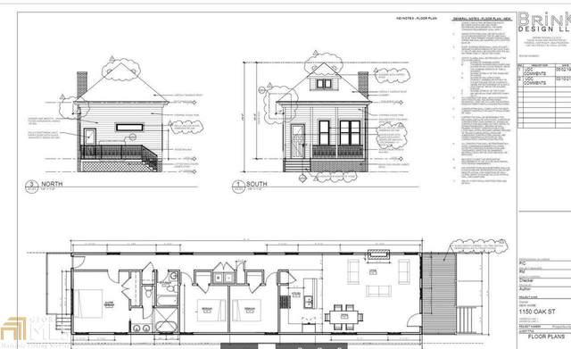 1150 Oak Street, Atlanta, GA 30310 (MLS #9002734) :: Scott Fine Homes at Keller Williams First Atlanta