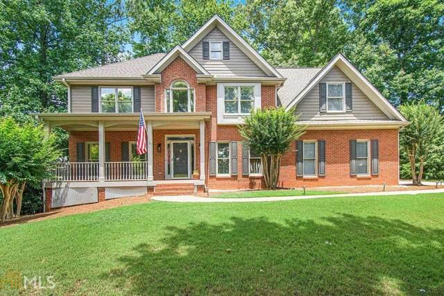 2015 Crossover Drive, Cumming, GA 30040 (MLS #9002749) :: Scott Fine Homes at Keller Williams First Atlanta