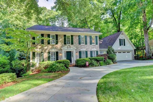 5509 Mt. Vernon Way #5, Dunwoody, GA 30338 (MLS #9002766) :: Scott Fine Homes at Keller Williams First Atlanta