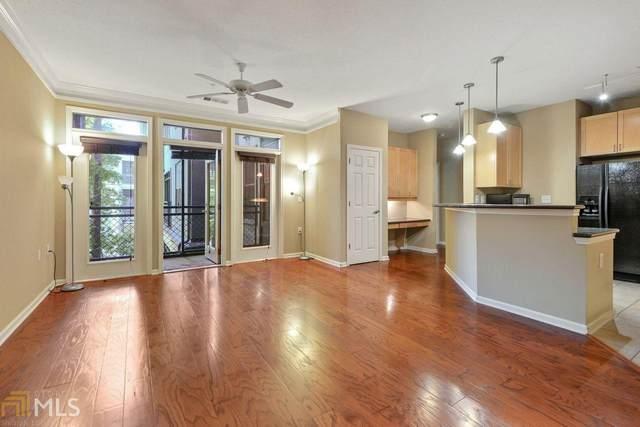 400 17TH STREET #2322, Atlanta, GA 30363 (MLS #9002770) :: Scott Fine Homes at Keller Williams First Atlanta
