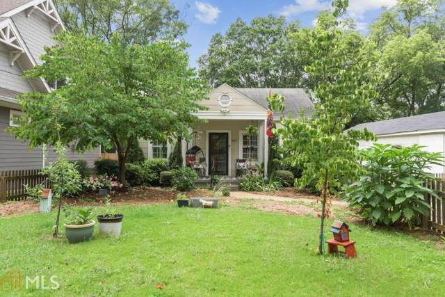 837 East Lake Dr, Decatur, GA 30030 (MLS #9002808) :: Scott Fine Homes at Keller Williams First Atlanta