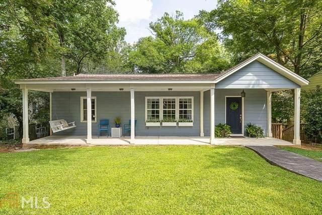 1891 Woodland Hills Ave, Atlanta, GA 30318 (MLS #9002877) :: Grow Local
